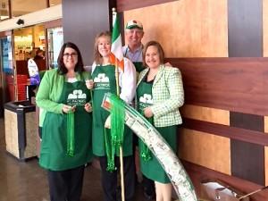 Employees Raise Over $4,000 for St. Patrick Center