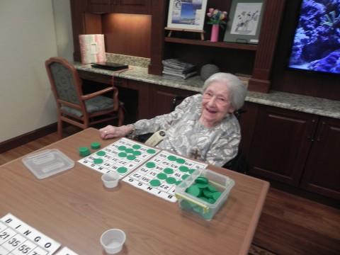 games activities brain health senior living
