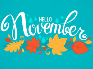 See What's Happening in November at McKnight Place Skilled Nursing