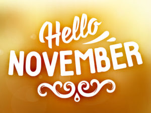 See What's Happening in November at McKnight Place Assisted Living