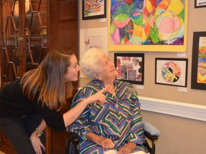 McKnight Place Therapeutic Art Exposition
