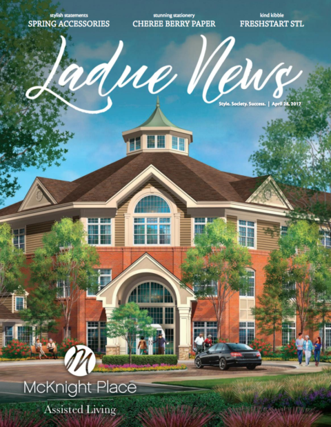 Ladue News Cover Assisted Living Expansion