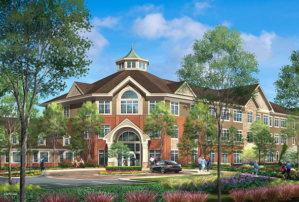 McKnight Place assisted living expansion