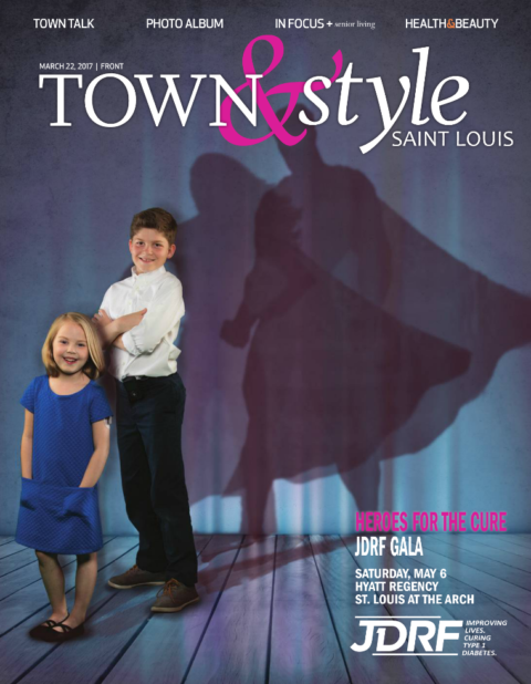 Assisted Living Expansion Town & Style Magazine Cover