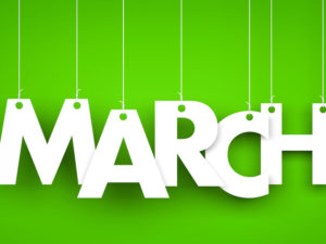See What's Happening in March at McKnight Place