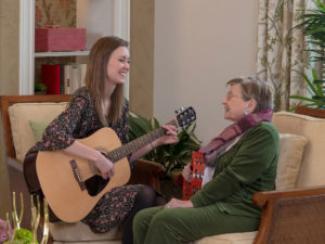 Exploring Music Therapy at McKnight Place