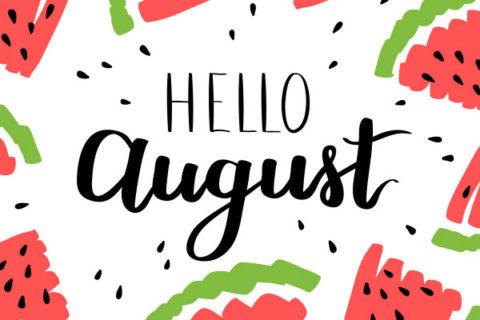 McKnight Place Assisted Living August 2019 Activities Calendar