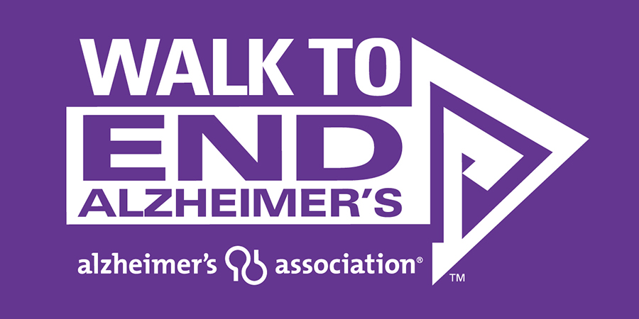 Walk to End Alzheimer's Logo