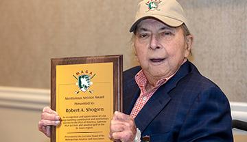 Bob Shogren Golf Award