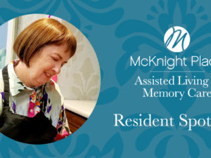 Resident Spotlight: Linda Barbee