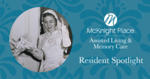 Mary Banning Resident Spotlight March 2020