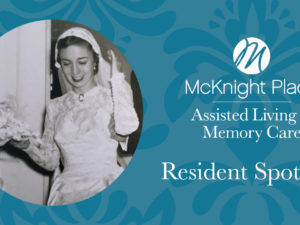 Resident Spotlight: Mary Banning